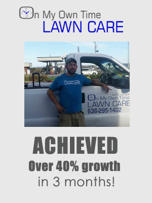 lawn care company missouri