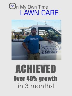 lawn care company missouri