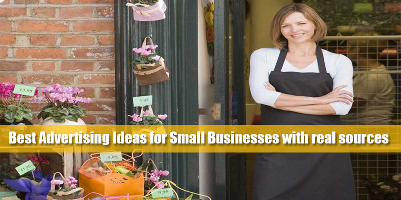 advertising ideas for small businesses