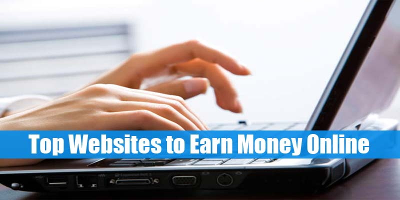 websites to earn money online