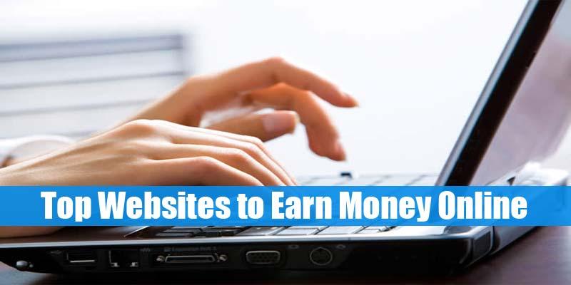 websites to earn money online