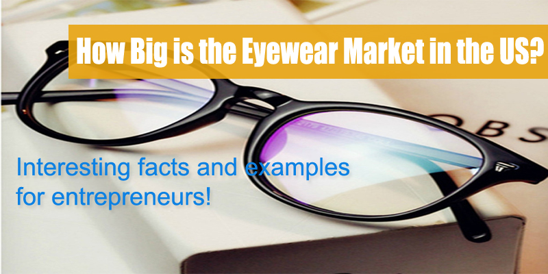 eyewear market in the US