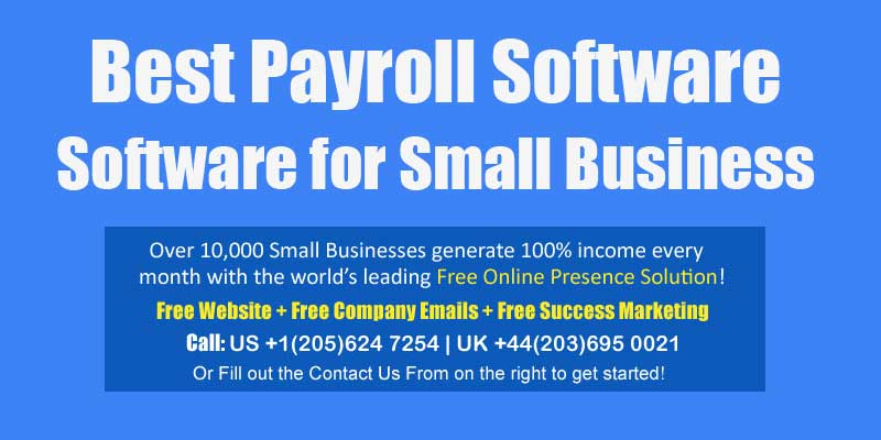 payroll software small business