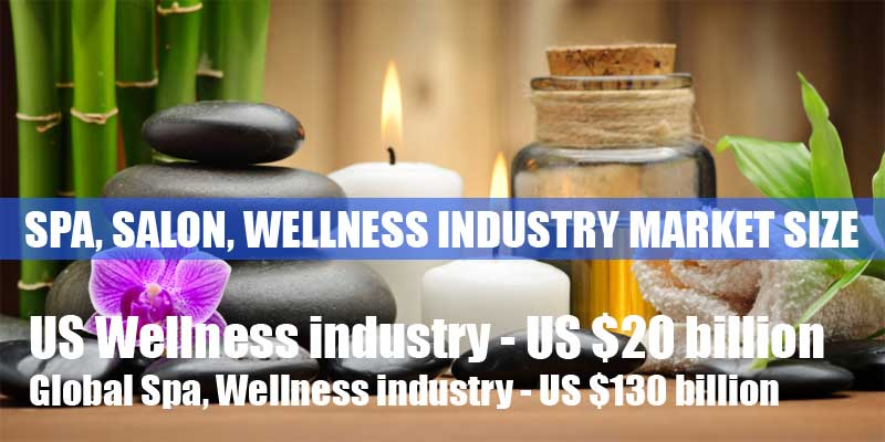 spa salon wellness industry