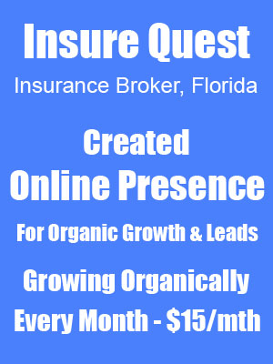 marketing for insurance broker florida usa