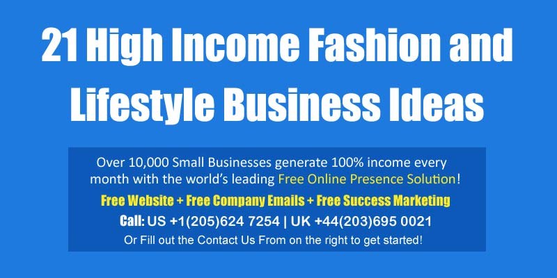 businesses in fashion industry