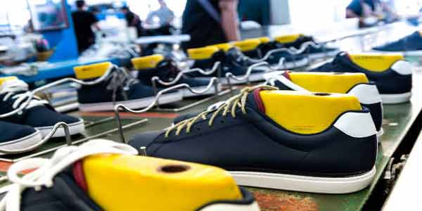 footwear manufacturing business