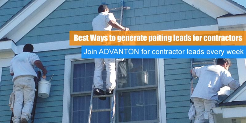 painting leads for contractors