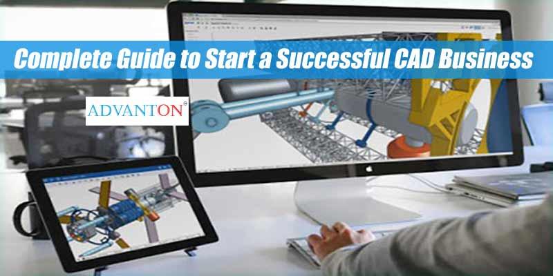 start cad business