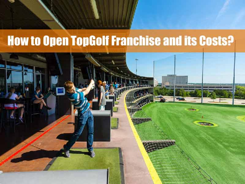 topgolf franchise cost