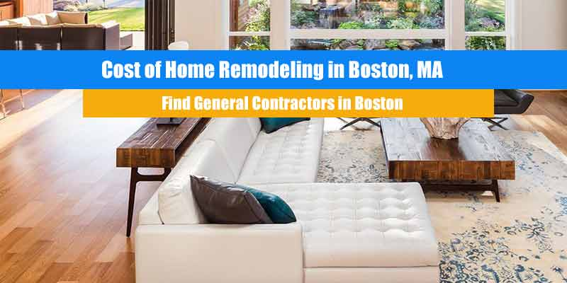 boston home remodeling cost