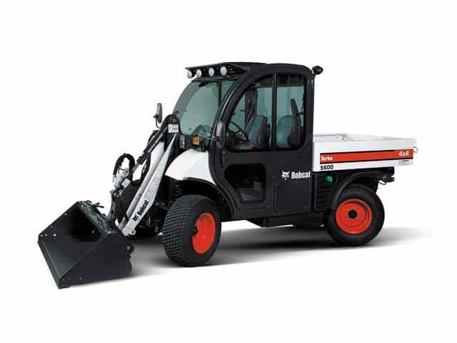 cost of bobcat utility vehicle