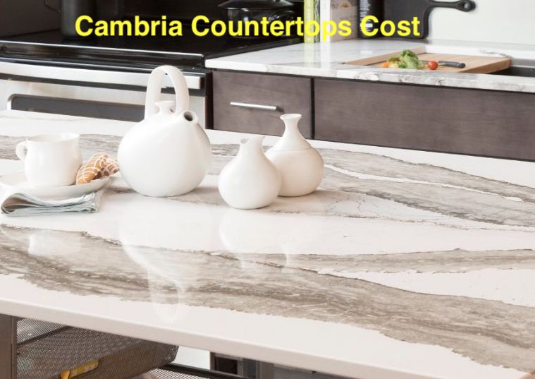 cambria countertops cost