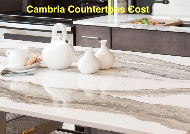2020 Cambria Countertops Cost Average