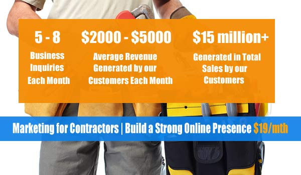 lead generation for local contractors
