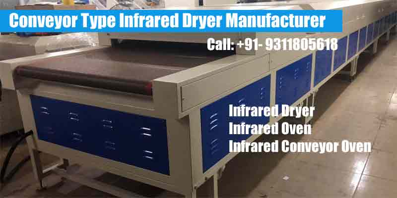 infrared dryer manufacturer